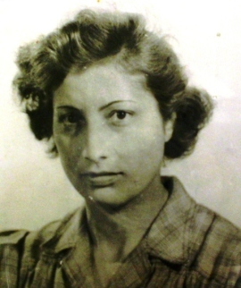 Noor Inayat Khan SOE file photo