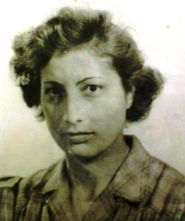 Noor Inayat Khan SOE file photo